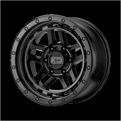 XD RECON 18x8.5 6x139.70 SATIN BLACK (18 mm)