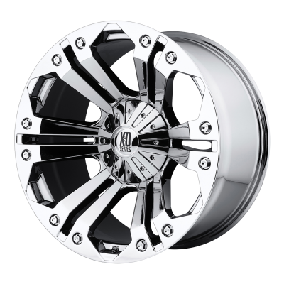 XD MONSTER 22x9.5 6x135.00/6x139.70 CHROME (18 mm)  XD77822967218