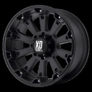XD MISFIT 22x10 8x165.10 MATTE BLACK (-24 mm)  XD80022080724N