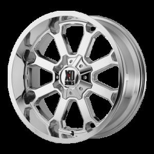 XD BUCK 25 20x9 8x180.00 CHROME (0 mm)