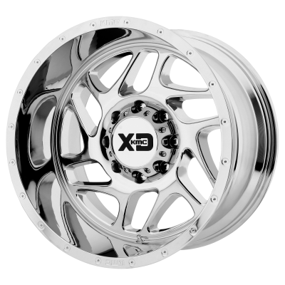XD FURY 20x9 8x180.00 CHROME (18 mm)  XD83629088218