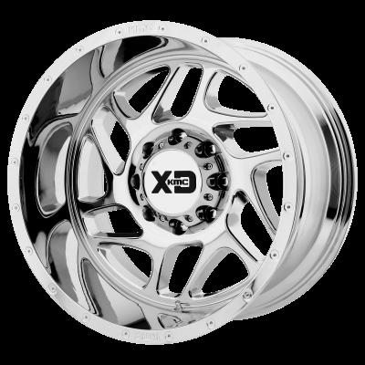 XD FURY 20x9 8x170.00 CHROME (0 mm)