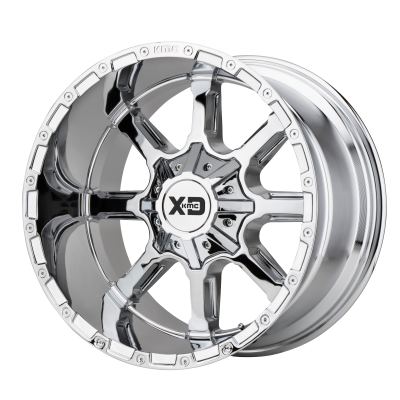 XD MAMMOTH 20x9 8x180.00 CHROME (18 mm)