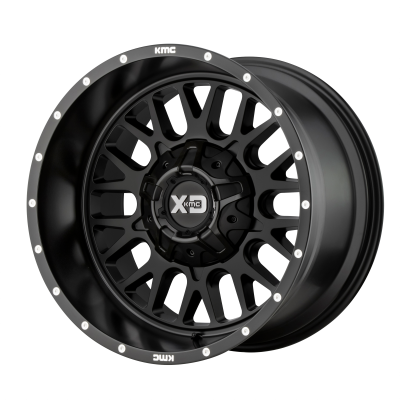 XD SNARE 20x9 8x180.00 SATIN BLACK (18 mm)