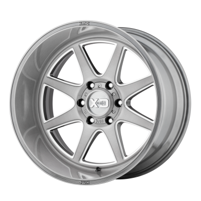 XD PIKE 20x9 8x180.00 TITANIUM BRUSHED MILLED (18 mm)
