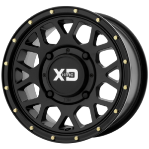 XD ATV GRENADE 15x10 4x137.00 SATIN BLACK (0 mm)  XS13551048700