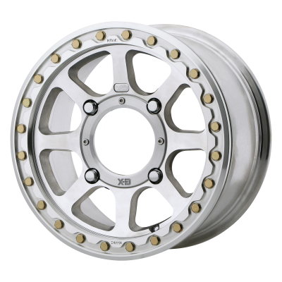 XD ATV ADDICT 2 BEADLOCK 15x6 4x156.00 MACHINED (38 mm)