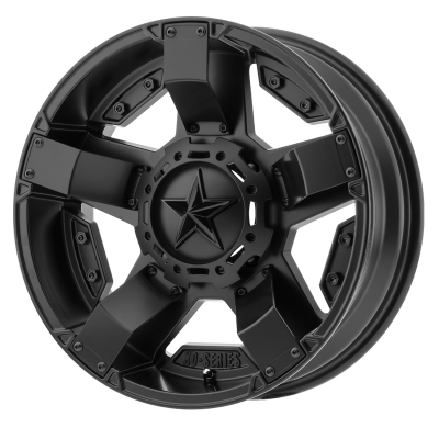 XD ATV RS2 18x7 4x137.00 SATIN BLACK (0 mm)  XS81187048700