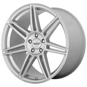 AMERICAN RACING REDLINE 18x8 5x114.30 BRUSHED SILVER (38 mm)  AR93588012438