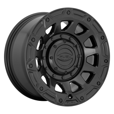 FUEL TRACKER 20x9 6x135.00/6x139.70 SATIN BLACK (1 mm)  D72920909850