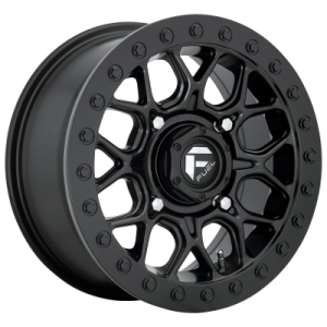 FUEL TECH BL - OFF ROAD ONLY 15x10 4x137.00 MATTE BLACK (0 mm)  D9161500A654