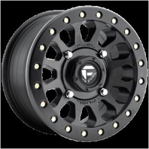 FUEL VECTOR BL - OFF ROAD ONLY 15x7 4x137.00 MATTE BLACK (38 mm)  D9201570A655