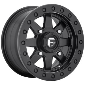 FUEL MAVERICK BL - OFF ROAD ONLY 15x7 4x137.00 MATTE BLACK (38 mm)  D9361570A654