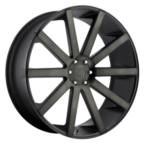 DUB SHOT CALLA 26x10 6x139.70 MATTE BLACK DOUBLE DARK TINT (20 mm)  S121260084+20